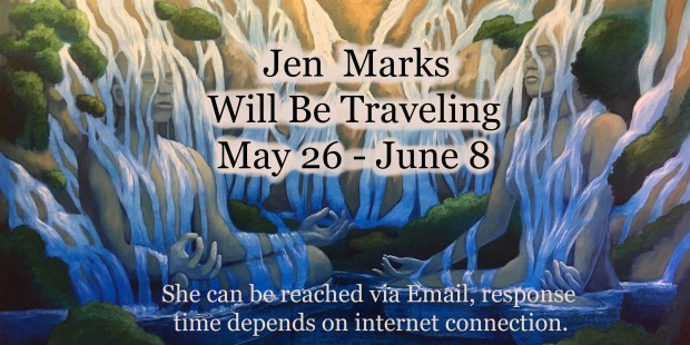 Jen Banner website travel